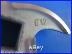 #12 Stainless Steel Meat Grinder cutter blade knife for Hobart LEM Cabelas MTN
