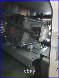 2011Hobart MG2032 8.5 HP Meat Beef Mixer Grinder #32 New Grinder Motor
