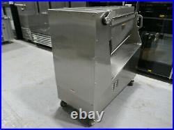 2013 Hobart MG2032 8.5 HP Meat Beef Mixer Grinder #32, Grocery Butcher 4346 Biro