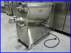 2014 Hobart MG2032 8.5 HP Meat Beef Mixer Grinder #32, Grocery Butcher 4346 Biro
