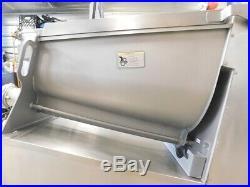 2015 HOBART MG2032 1 OWNER Commercial Butcher Shop Meat Grinder Mixer Extruder