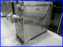 2015 Hobart MG2032 8.5 HP Meat Beef Mixer Grinder #32, Grocery Butcher 4346 Biro