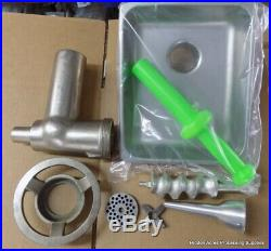 #22 Complete Meat Grinder Attachment For Hobart #22 Attachments