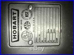 4346 HOBART Meat Grinder Mixer