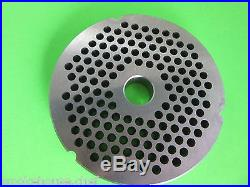 #52 with 6.0 mm holes Commercial Meat Grinder disc plate for BIRO Berkel Hobart