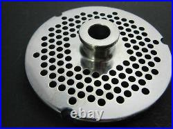 #52 x 3/16 4.5 mm holes STAINLESS Meat Grinder disc plate for Hobart Biro Berkel