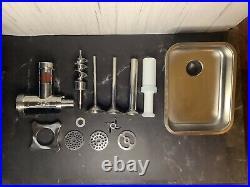 Alfa mc-12 meat grinder #12, For Hobart/univex, 13 Pc Set