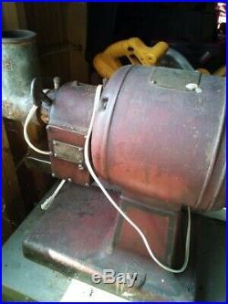 Antique Hobart Meat Grinder Troy USA