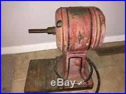 Antique Hobart meat grinder vintage