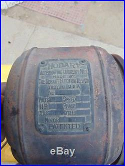 Antique Vintage Hobart Coffee Meat Grinder MILL