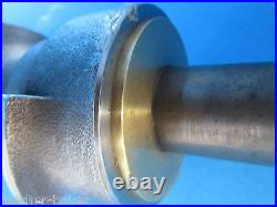 BRASS #32 Washer for Hobart Meat Grinder Worm Auger with 3/4 sq drive