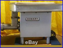 Commercial Meat Grinder By Hobart