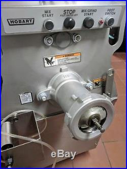 Commercial Meat Grinder Hobart Mixer/Grinder (NSF) Great deal! Must sell