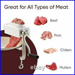 Commercial Meat Tenderizer Cuber Heavy Duty Steak Flatten Tool Meat Tenderizer