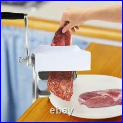 Commercial Meat Tenderizer Cuber Heavy Duty Steak Flatten Tool Meat Tenderizer T