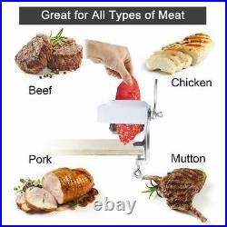 Commercial Meat Tenderizer Cuber Heavy Duty Steak Kitchen Flatten Hobart Tool