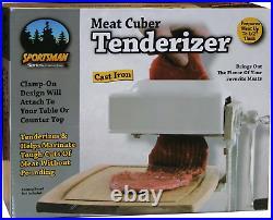 Commercial Meat Tenderizer Hobart Kitchen Tool Cuber Heavy Duty Steak Flatten
