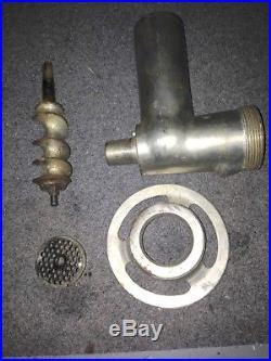 Commercial hobart meat grinder