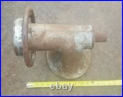 Cylinder and Ring for Commercial Meat Grinder Hobart