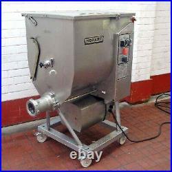 Electric meat grinder