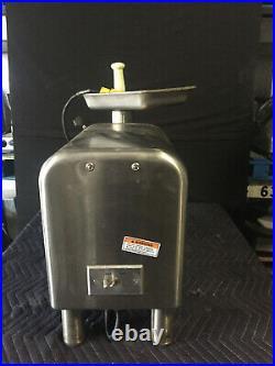 FREE SHIPPING Hobart meat grinder model 4822 3PH 208-240V