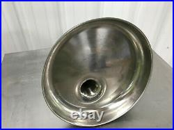 Genuine HOBART #12 Meat Grinder Attachment With Feed Pan