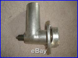 Genuine Hobart #12 Meat Grinder Attachment Hub for Hobart Mixer with all parts