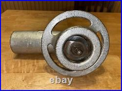Genuine Hobart Brand #12 Hub Size Meat Grinder Attachment For Mixer -see Auger