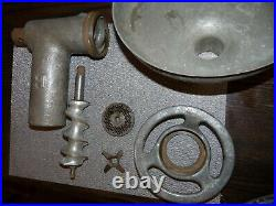 Genuine Hobart Brand #12 Hub Size Meat Grinder Attachment for Mixers PD Machines