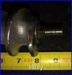 Genuine Hobart Meat Grinder Attachment Auger Worm. Size #12. Our #2