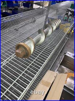 Genuine Hobart Meat Grinder/Mixer Model 4246 Auger Worm Assembly PN#00-186641