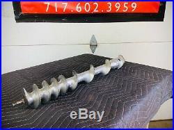 Genuine Hobart Meat Grinder/Mixer Model 4346 Auger Worm Assembly PN #00-111840