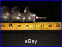 Genuine Hobart Meat Grinder/Mixer Model 4346 Auger Worm Assembly PN#111840