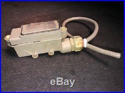 Genuine Hobart Meat Grinder/Mixer Model 4346 Interlock Switch Assembly