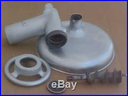 HOBART #12 COMMERCIAL MEAT GRINDER ATTACHMENT With TRAY