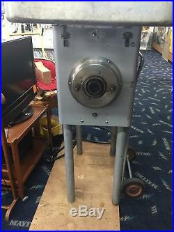 Hobart 4146 Commercial Meat Grinder 5h. P. MILL 3 Phase Electric