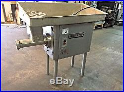 Hobart 4146 Meat Grinder Commercial Butcher Machine Meat MILL
