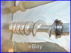 HOBART 4146 Meat Grinder Hobart flat top grinder