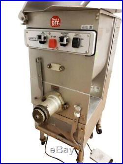 HOBART 4246 HD Commercial Heavy Duty Butcher Meat Grinder Mixer With Foot Pedal