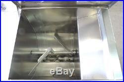 HOBART 4346 Commercial Butcher Shop Hamburger Meat Grinder Mixer Extruder