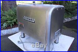 HOBART 4822 Bench Meat Grinder with Feed Pan Pre-Owned
