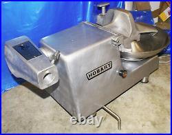 HOBART 84145 Buffalo Chopper Food Processor with #12 hub (for meat grinder slicer)