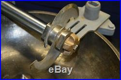 HOBART BUFFALO CHOPPER 84141 COMMERCIAL FOOD CUTTER With MEAT GRINDER ATTACHMENT
