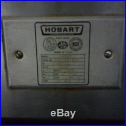 HOBART Countertop Meat Grinder Model 4822 120 volts