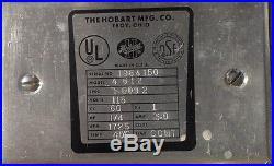Hobart Heavy Duty Commercial Chopper Meat Grinder Sausage Model 4612