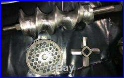 HOBART Hub Size #12 Meat Grinder Attachments. Our #2