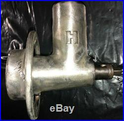 HOBART Hub Size #12 Meat Grinder Attachments. Our #3