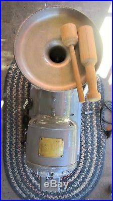 HOBART MEAT GRINDER 1/2 H. P. No. 251385-RUNS NICE