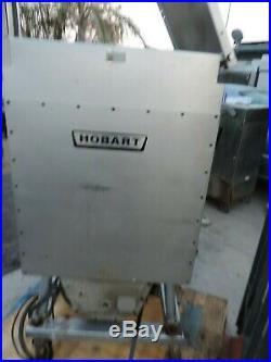 HOBART MEAT GRINDER (Model 34346 ML. # 19632-5)