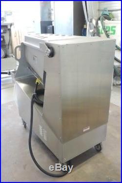 HOBART MG1532 Commercial Butcher Shop Hamburger Meat Grinder Mixer Extruder